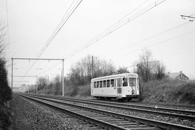 Tram 22 - L162 Rixensart - BD-5438 coll. PFT