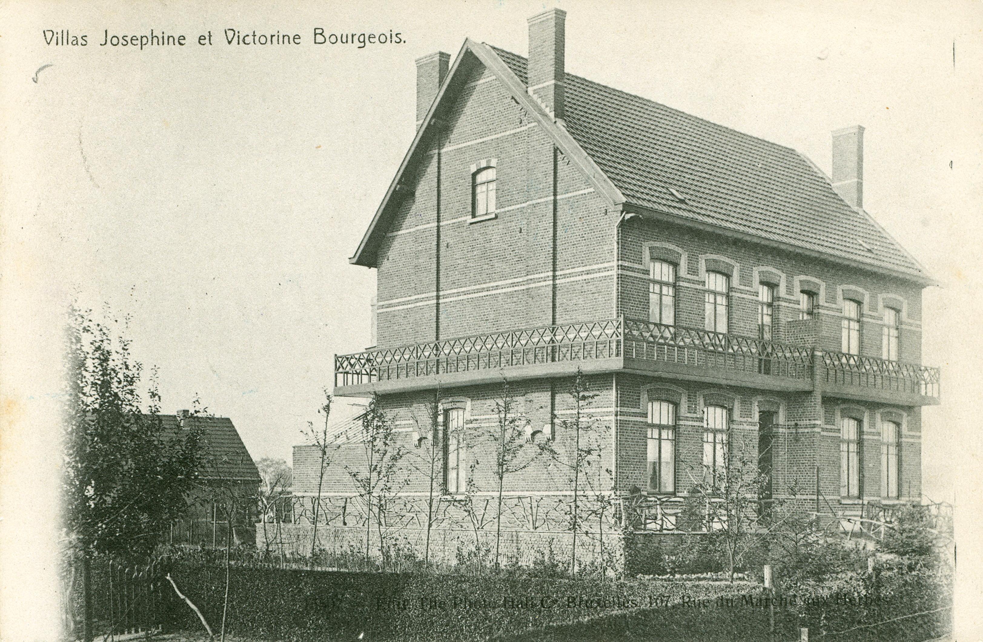 949. Villas Joséphine et Victorine Bourgeois