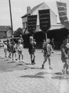 Rue Haute Procession à Bourgeois vers 1947 © Daniel Bernair1 (1).jpg