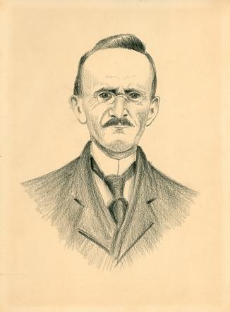 1000B. Eugène Gilson Chef d'école de 1903 à 1920 c Paul Gilson