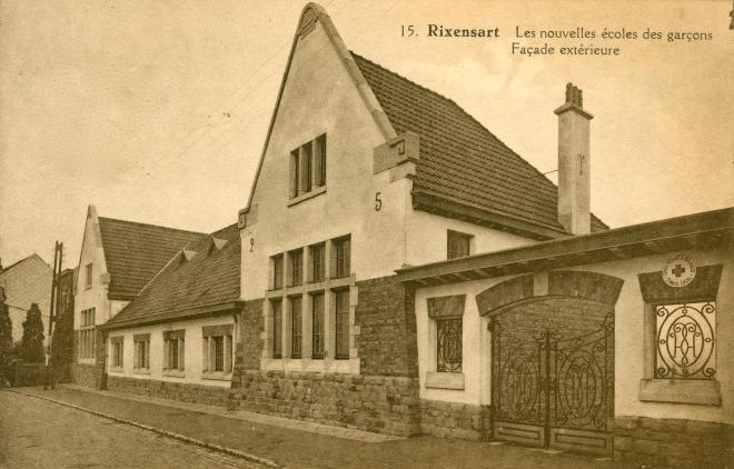 537. Ecole Communale de Rixensart c Paul Gilson