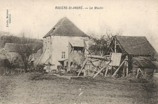1426. Le Moulin Rosières Saint-André Collection Michel Delabye