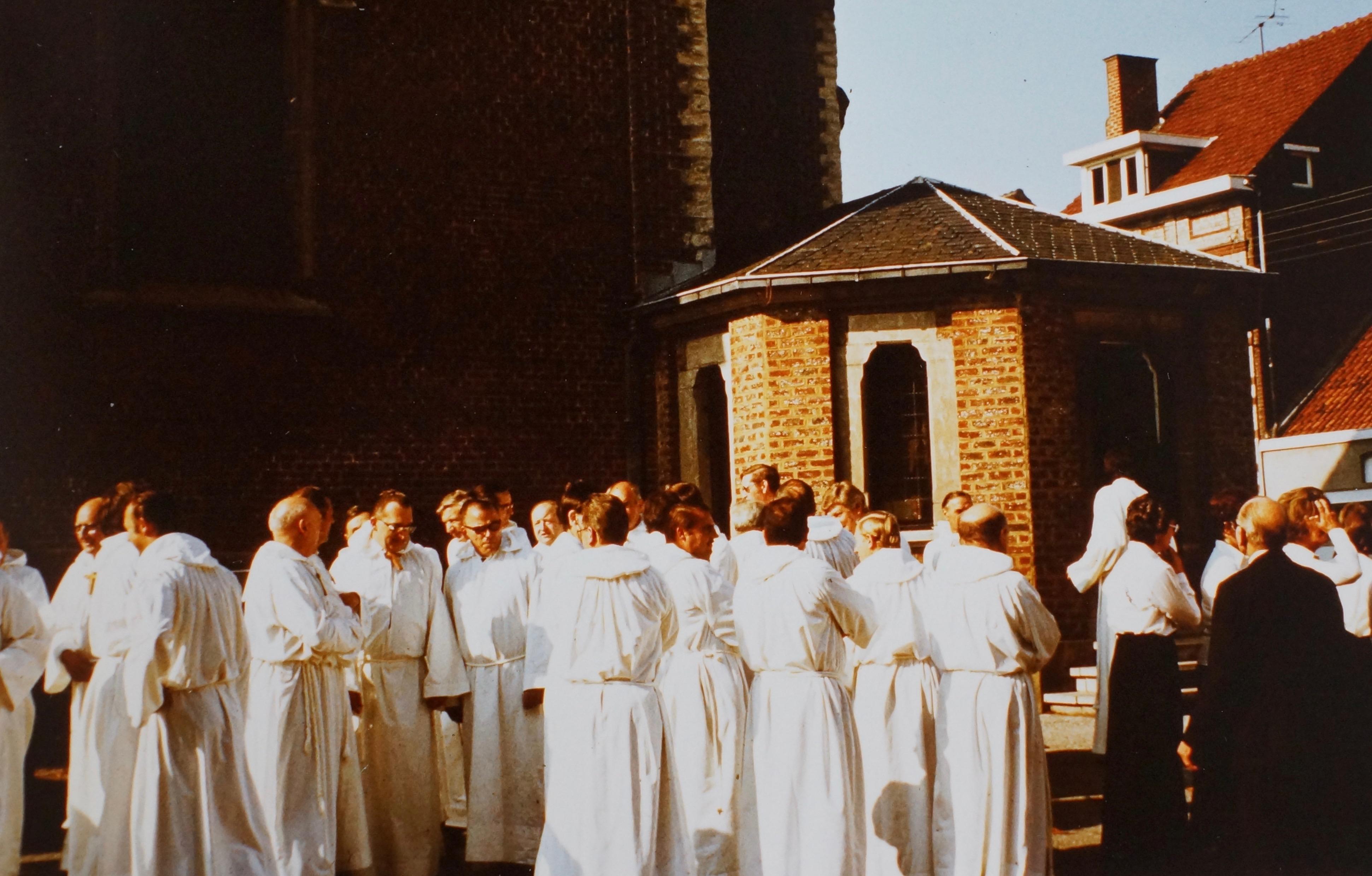 1982 Cinquantenaire de la Chorale de Bourgeois coll. Philippe Sterckx 1