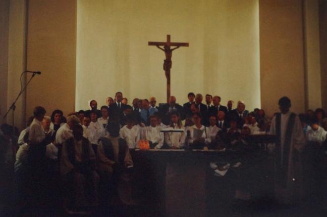19920927 Soixantième anniversaire de la Chorale de Bourgeois coll. Philippe Sterckx 3