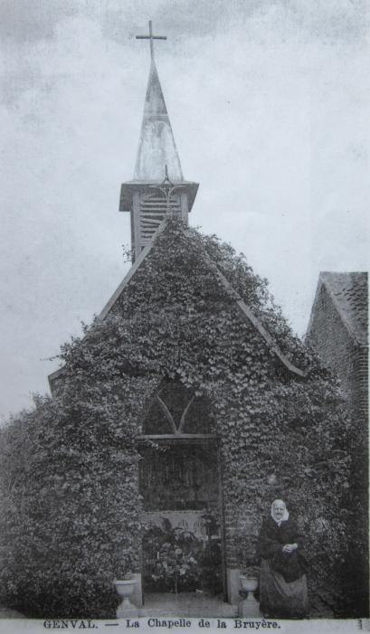 Chapelle Vanhamme 132 rue de la Bruyère à Genval 1925 1930 c CHR