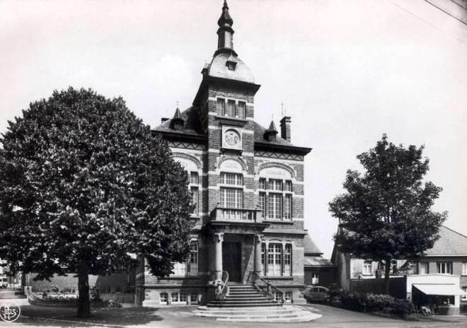 556. Maison communale 1971