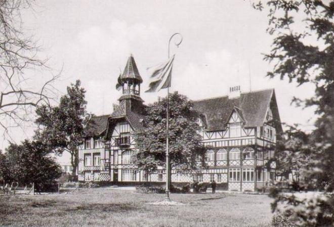 Hôtel Normandie à Genval A