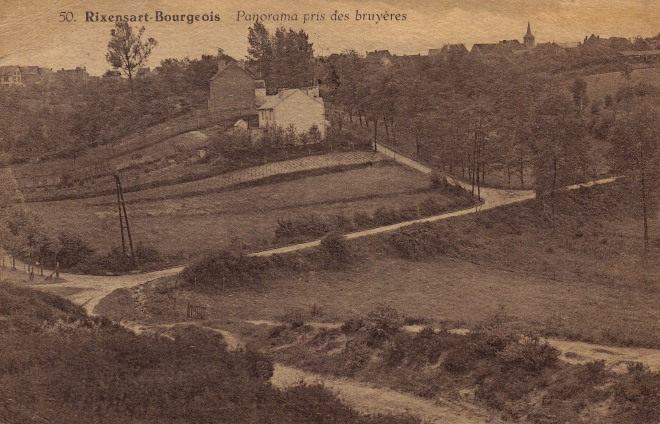 Panorama pris des bruyères Bourgeois c Anne-Marie Delvaux