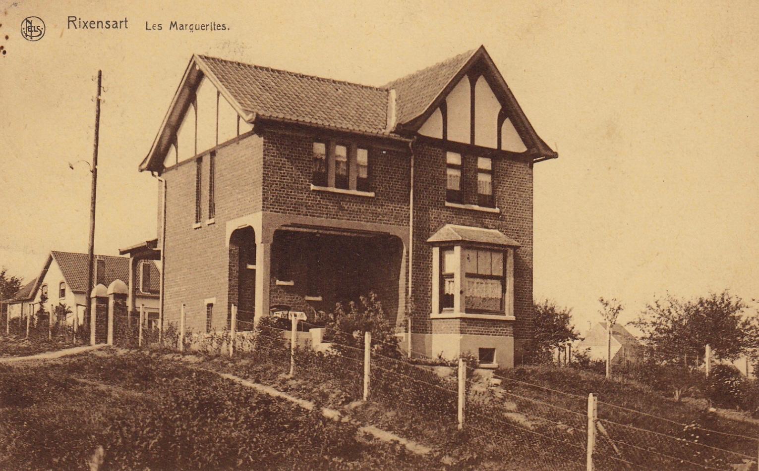 181113 Les Marguerites vers 1925 coll. Jean-Louis Lebrun
