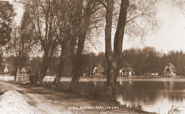 606. Le lac de Genval B c Francis Broche