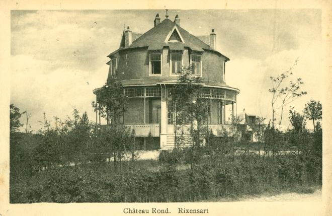 Château Rond à Rixensart c JCR 0339