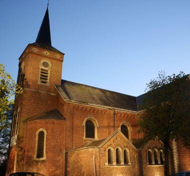 Eglise Saint-François-Xavier 4.2017 © Monique D'haeyere