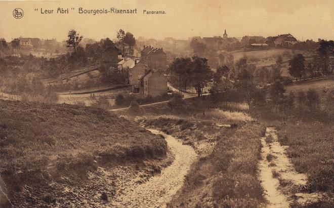 Panorama Bourgeois B coll. Jean-Louis Lebrun