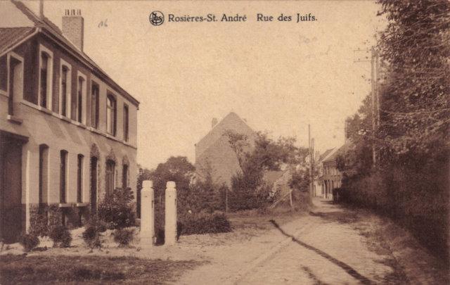 177. rue des juifs rosières saint-andré collection michel delabye