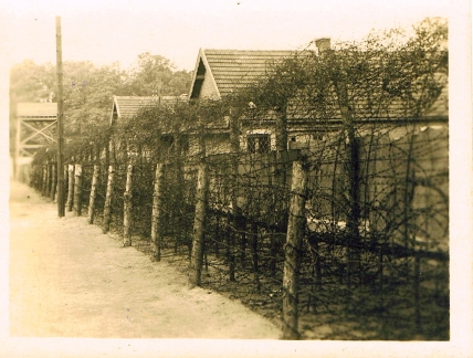 973B. Camp de prisonniers à Bourg-Léopold 1945 (Alexandre Ancart et Marcel Ladrière) c Etienne Bies