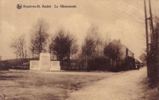 le monument rosières st. andré collection michel delabye