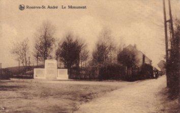 Monument aux Morts de Rosières, coll. Michel Delabye
