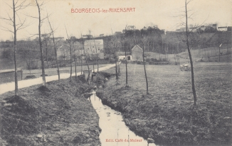 1451. Bourgeois-lez-Rixensart Carput Sentier Passische à droite c Christian Lannoye