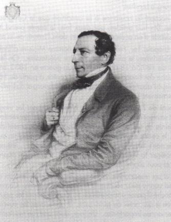Comte Félix de Merode,coll. Paul Gilson