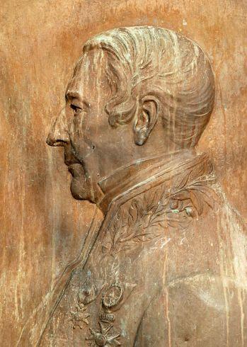 Détail Monument Comte Félix de Merode