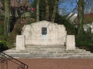 2008 |Monument Comte Félix de Merode © Eric de Séjournet
