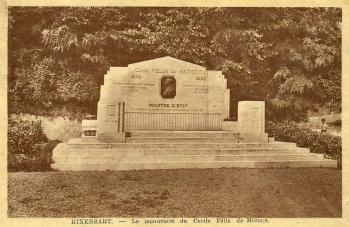 Monument Comte Félix de Merode c PR