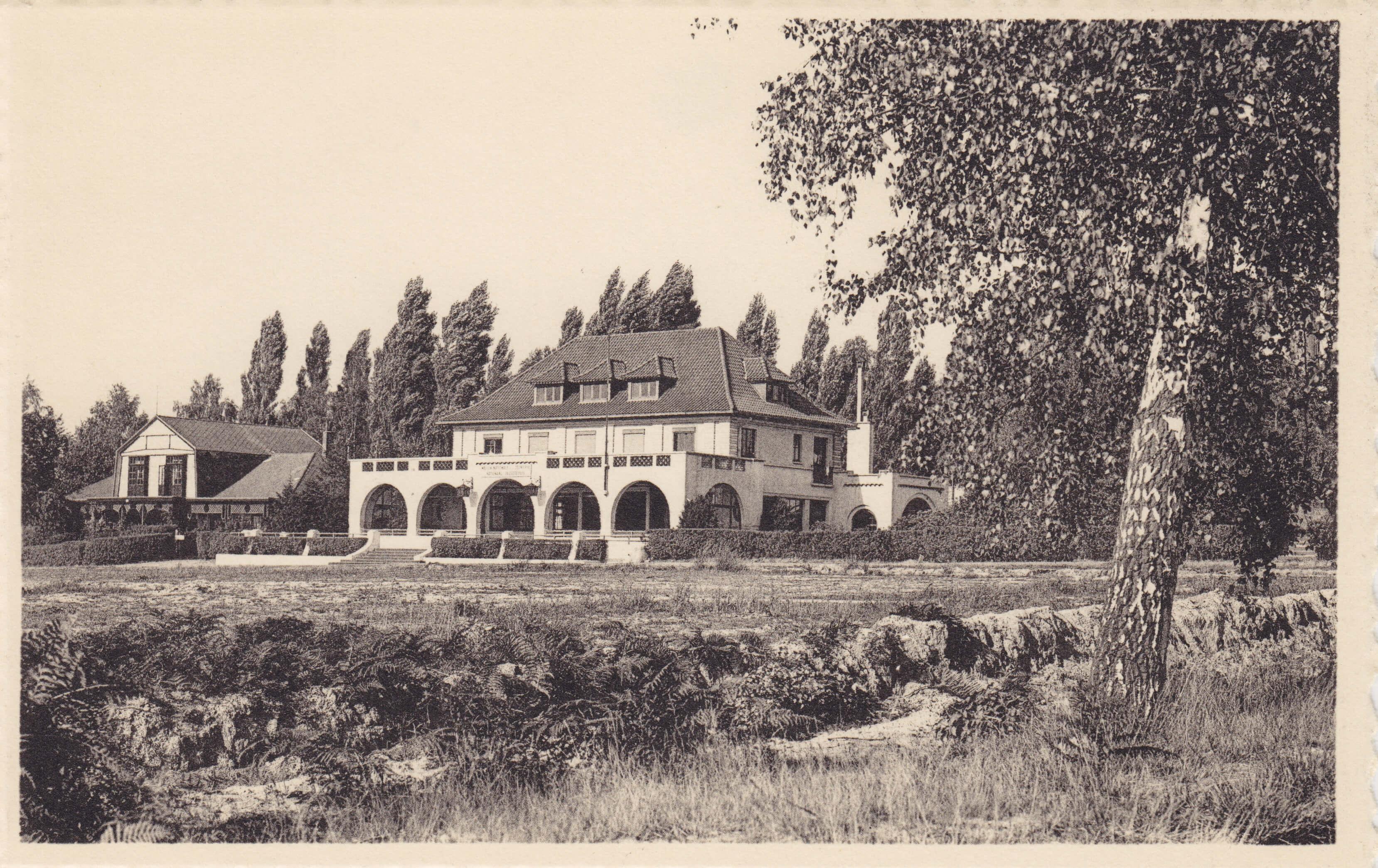 4 Genval Lac Auberge de jeunesse c Imelda De Thaey