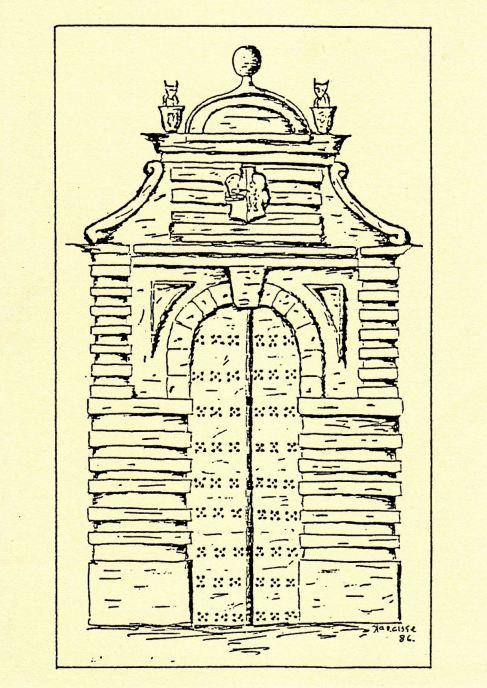 Château de Rixensart 1986 Narcesse Poplemont c Anne-Marie Delvaux