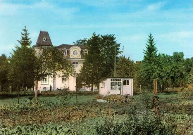 Station de Rixensart éd. Oeuvre philantropique Les Amis de l'Homme