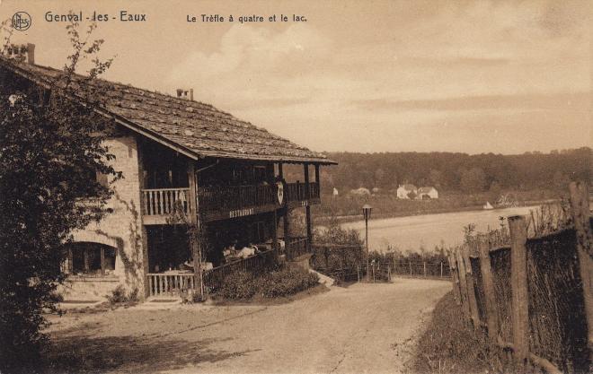Le Trèfle à quatre et le lac 1907 c Anne-Marie Delvaux_0013