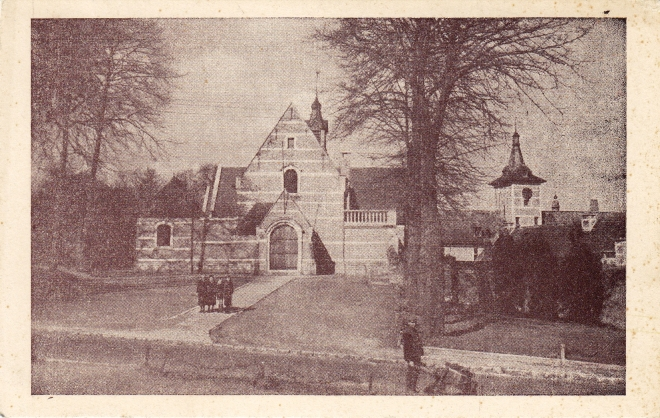L'Eglise c Anne-Marie Delvaux