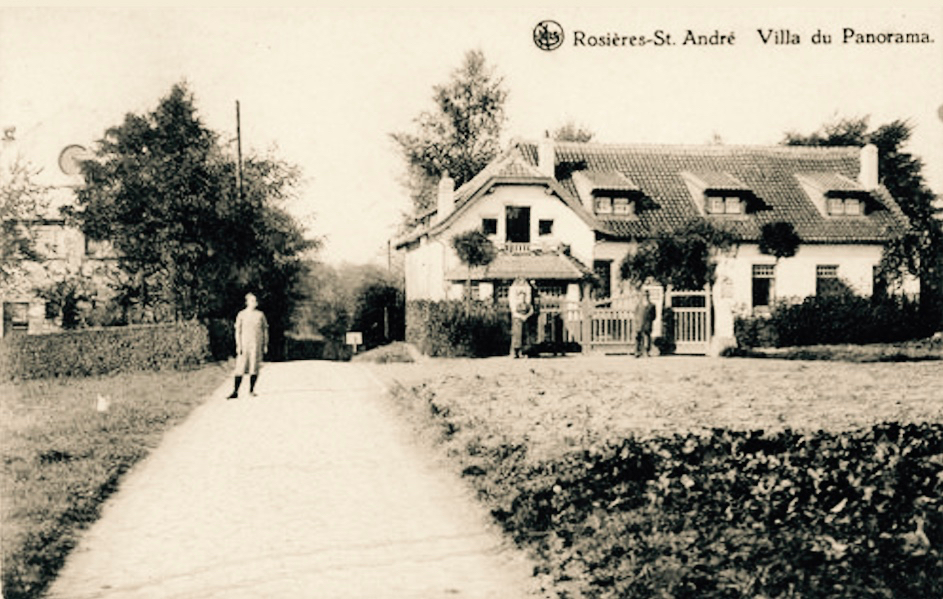 1339. Villa du Panorama à Rosières c Philippe Godin