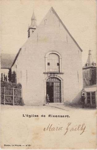 1903 coll. Imelda De Thaey