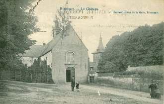 3 1906-1907 Chapelle castrale du Château de Rixensart