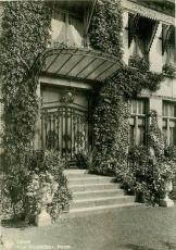 Perron de la Villa Les Hirondelles à Genval2