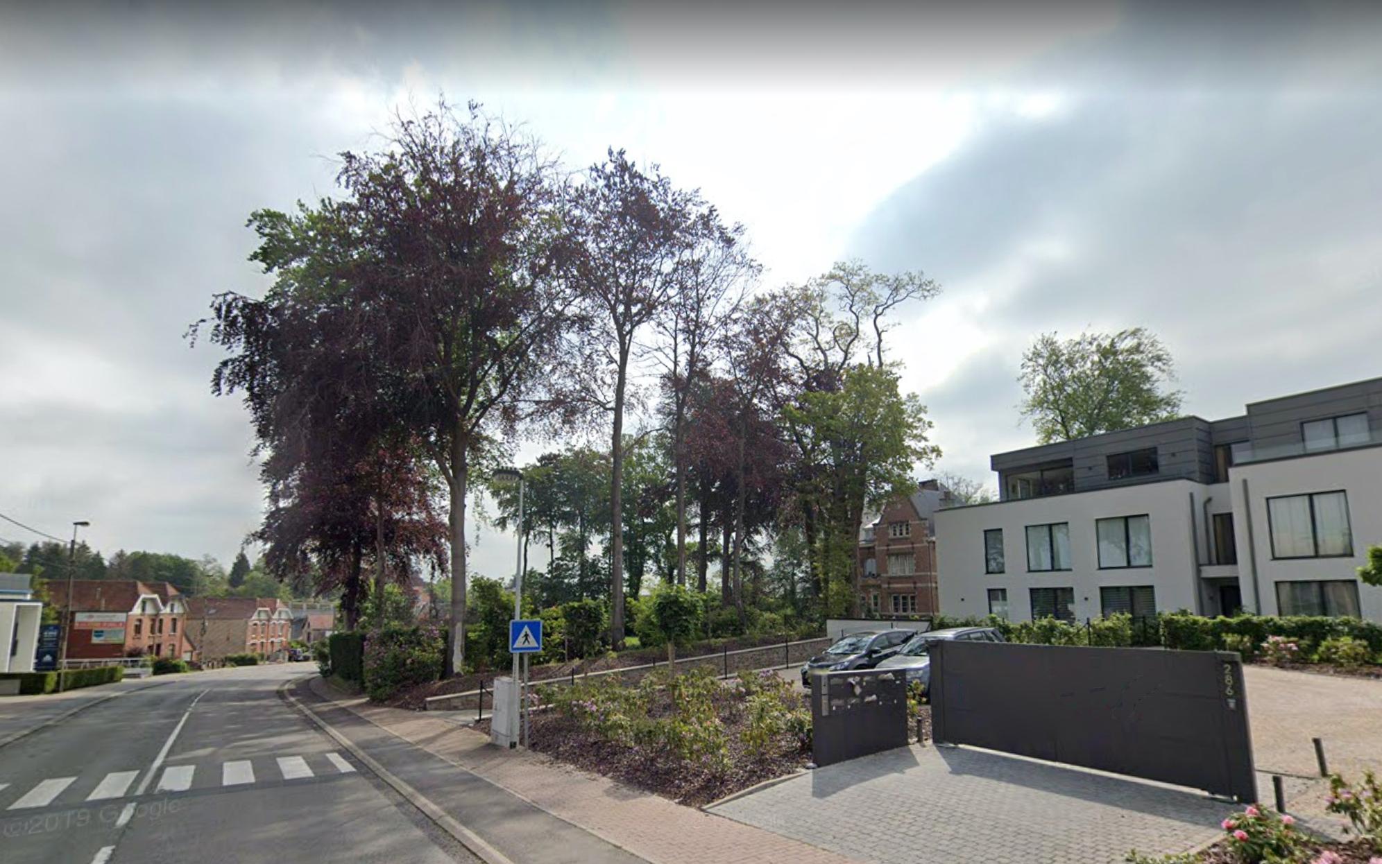 Avenue Albert Ier 288 et 286 Genval © Google 2019