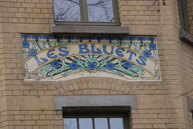 Les Bluets avenue des Merisiers