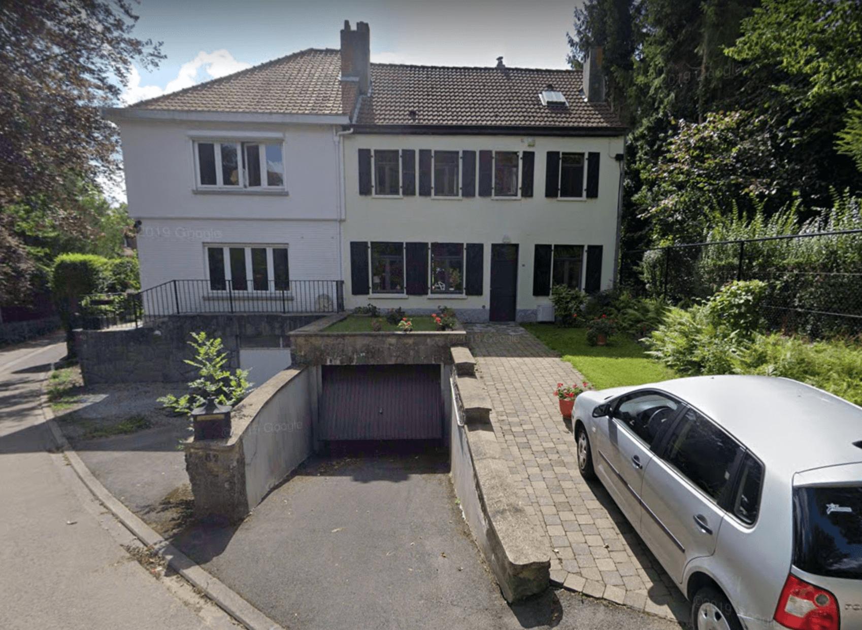 Rue de l'Augette 2019 © Google Streetview